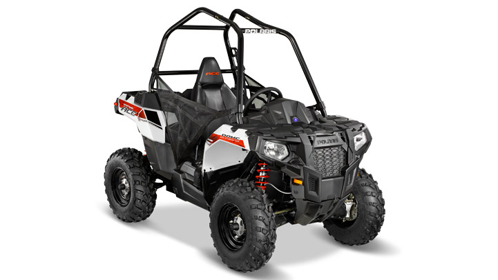 Win a Brand New Polaris ACE Single-Seat UTV!