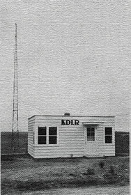 KDLR's First Home